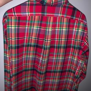 Polo by Ralph Lauren Shirts - Plaid Polo Dress Shirt